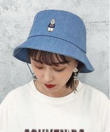 帽子 ハット ワンポイントバケットハット|ZOZOTOWN PayPayモール店