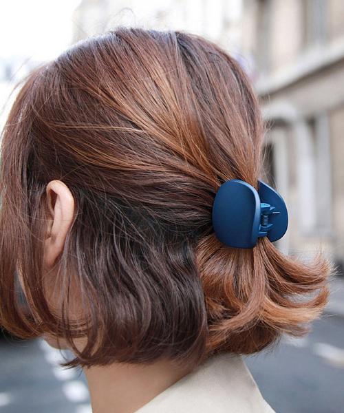 物品 ヘアクリップ F D マットカラーヘアクリップ : 保障