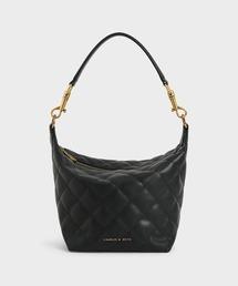 ショルダーバッグ バッグ キルテッド ホーボーバッグ / Quilted Hobo Bag|ZOZOTOWN PayPayモール店