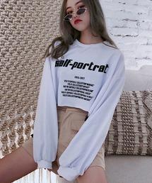 tシャツ Tシャツ ヒップホップスタイル ショート丈トップス|ZOZOTOWN PayPayモール店
