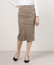 スカート SQUALL PROOF カラータイトスカート ZOZOTOWN PayPayモール店