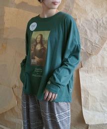 tシャツ Tシャツ DISCUS別注絵画プリントTシャツ ZOZOTOWN PayPayモール店