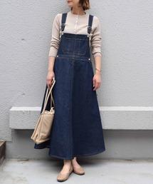 ワンピース ジャンパースカート デニムジャンパースカート|ZOZOTOWN PayPayモール店
