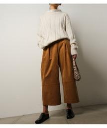 ニット Wide Rib Soft Knit|ZOZOTOWN PayPayモール店