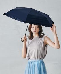 折りたたみ傘 遮光クラシックフリルmini ZOZOTOWN PayPayモール店