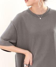 tシャツ Tシャツ 《JaVaジャバ コラボ》ふわり滑らか♪USAコットンパイル地Tシャツ|ZOZOTOWN PayPayモール店