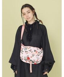 ショルダーバッグ バッグ CLAP CLAP X LITTLE SUNNY BITE : HIBISCUS PRINT BAG|ZOZOTOWN PayPayモール店