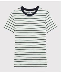 tシャツ Tシャツ ボーダークルーネック半袖Tシャツ|ZOZOTOWN PayPayモール店