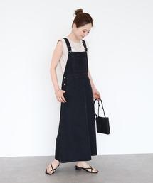 ワンピース ジャンパースカート ジャンパースカート *●|ZOZOTOWN PayPayモール店