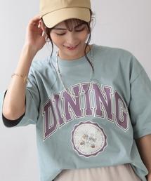 tシャツ Tシャツ 【DISCUS/ディスカス】カレッジロゴプリントTシャツ/949724 ZOZOTOWN PayPayモール店