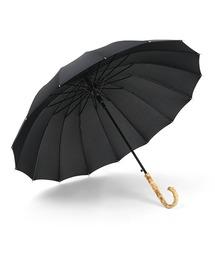 傘 バンブーハンドル16本骨長傘|ZOZOTOWN PayPayモール店