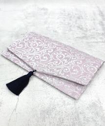 AULI select 袱紗 Blooming jacquard|ZOZOTOWN PayPayモール店