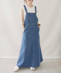 ワンピース ジャンパースカート デニムジャンパースカート *●|ZOZOTOWN PayPayモール店
