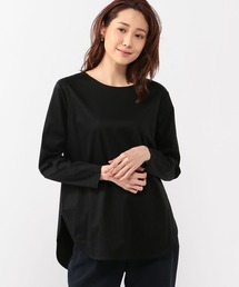 tシャツ Tシャツ レイヤード風チュニックカットソー ZOZOTOWN PayPayモール店
