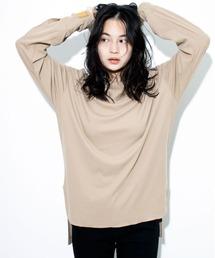 tシャツ Tシャツ M1475 80/-強撚スムースデザインロングTシャツ|ZOZOTOWN PayPayモール店
