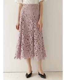 スカート ケミカルレースマーメイドスカート|ZOZOTOWN PayPayモール店