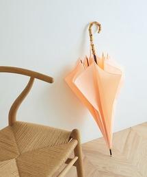 傘 【21SS新色】【タッセル付き】バンブーハンドルアンブレラ|ZOZOTOWN PayPayモール店
