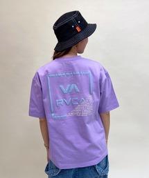 tシャツ Tシャツ RVCA/ルーカ  ビッグシルエット  バックプリントTシャツ   BB043-230|ZOZOTOWN PayPayモール店