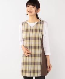 チュニック チェックジャンパースカート|ZOZOTOWN PayPayモール店