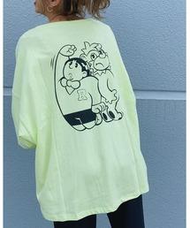 tシャツ Tシャツ MICHI & RODDY BIG CUT TOPS|ZOZOTOWN PayPayモール店