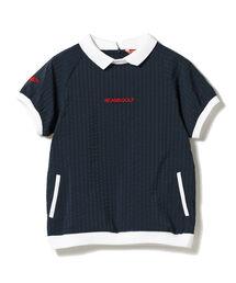 ポロシャツ BEAMS GOLF ORANGE LABEL / クールマックス サッカー ポロシャツ ZOZOTOWN PayPayモール店