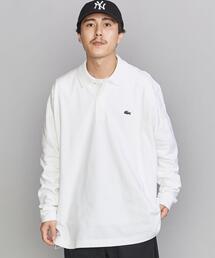 ポロシャツ 【別注】 <LACOSTE(ラコステ)> BIG LS PLSHT/ポロシャツ ZOZOTOWN PayPayモール店