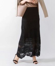スカート クロシェニットスカート|ZOZOTOWN PayPayモール店