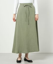 スカート ウエストリボンフレアスカート|ZOZOTOWN PayPayモール店