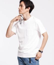 tシャツ Tシャツ 《汗染み防止》Anti Soaked ヘビークルーネックTシャツ|ZOZOTOWN PayPayモール店