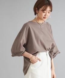 tシャツ Tシャツ 5分袖ショート丈スウェット|ZOZOTOWN PayPayモール店