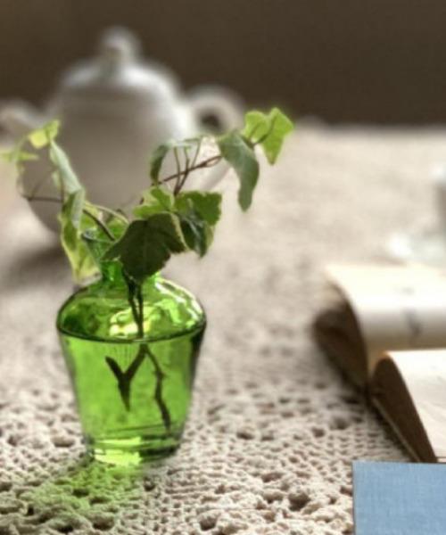 花瓶 ミニガラスベース NO.3 上等 評価