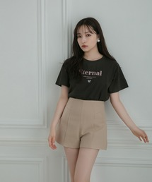 tシャツ Tシャツ バタフライロゴTシャツ ZOZOTOWN PayPayモール店