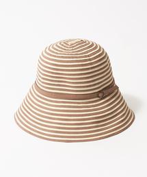 帽子 ハット 【UVカット / 洗える】ブレードクロッシェハット ゴム付|ZOZOTOWN PayPayモール店