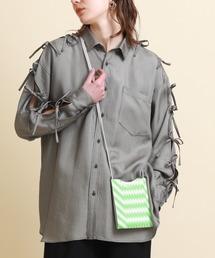 ショルダーバッグ バッグ 【mintdesigns(ミントデザインズ)】モバイルサコッシュ|ZOZOTOWN PayPayモール店