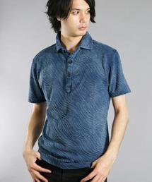 ポロシャツ GTN/ふくれジャガードホリゾンタル襟ポロ|ZOZOTOWN PayPayモール店