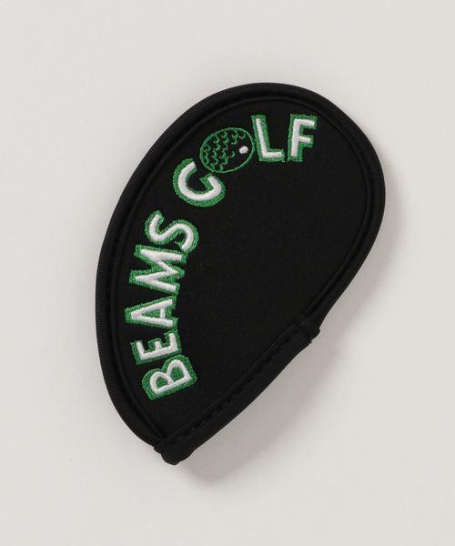 ゴルフ 市場 BEAMS おトク GOLF アイアン 左右兼用 カバー
