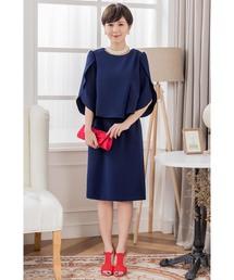 ドレス ふんわり袖ツーピース|ZOZOTOWN PayPayモール店