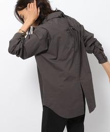 シャツ ブラウス BARNYARDSTORM / バックレースアップシャツ|ZOZOTOWN PayPayモール店