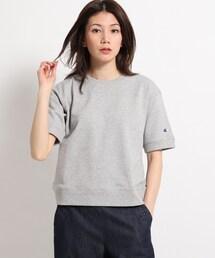 tシャツ Tシャツ Champion 半袖スウェットシャツ ZOZOTOWN PayPayモール店