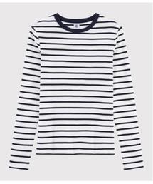 tシャツ Tシャツ マリニエールクルーネック長袖Tシャツ|ZOZOTOWN PayPayモール店