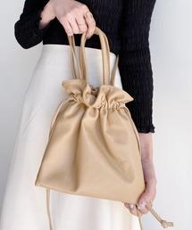 ショルダーバッグ バッグ 2WAY 巾着 ミニショルダー バッグ|ZOZOTOWN PayPayモール店