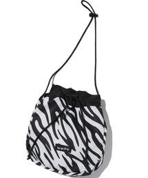 ショルダーバッグ バッグ ナイロン素材 巾着ミニショルダーバック ZOZOTOWN PayPayモール店