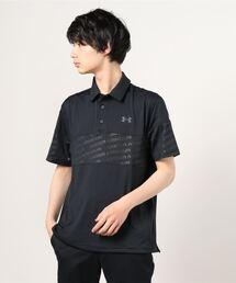 ポロシャツ UAプレーオフ2.0 ブロック ポロ(ゴルフ/MEN) ZOZOTOWN PayPayモール店