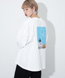 tシャツ Tシャツ アソートイラストロンT|ZOZOTOWN PayPayモール店