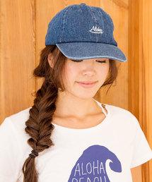 帽子 キャップ Kahiko×Newhattan Alohaデニムキャップ|ZOZOTOWN PayPayモール店
