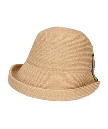 帽子 ハット 【OVERRIDE】P.B Edge-up Breton / 【オーバーライド】ペーパー エッジアップ ブルトン ハット|ZOZOTOWN PayPayモール店