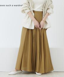 スカート 2WAYサーキュラーマキシスカート|ZOZOTOWN PayPayモール店