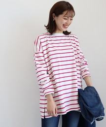 tシャツ Tシャツ サイドスリットオーバーカットチュニック|ZOZOTOWN PayPayモール店