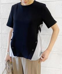 tシャツ Tシャツ EZUMi(エズミ)別注バックプリーツトップス|ZOZOTOWN PayPayモール店