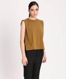 tシャツ Tシャツ 《Luftrobe》バックシャンデザインカットソー ZOZOTOWN PayPayモール店